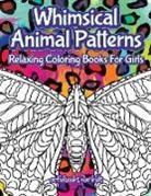 Activibooks For Kids - Whimsical Animal Patterns