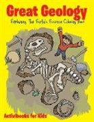Activibooks For Kids - Great Geology