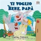Shelley Admont, Kidkiddos Books - Ti voglio bene, papà: I Love My Dad (Italian Edition)