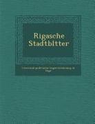 Liter Risch-Praktische B. Rgerverbind - Rigasche Stadtbl Tter