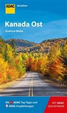Dir Rheker, Dirk Rheker, Sabine Rheker-Weigt - ADAC Reiseführer Kanada Ost