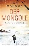 Ian Manook - Der Mongole - Kälter als der Tod