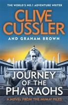 Graham Brown, Cliv Cussler, Clive Cussler - Journey of the Pharaohs