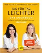 Julie Gorkow, Mario Kiechle, Marion Kiechle, Marion (Prof. Dr. med. Kiechle - Tag für Tag leichter - das Kochbuch