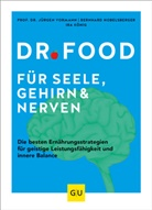 Bernhar Hobelsberger, Bernhard Hobelsberger, Ira König, Jürge Vormann, Jürgen Vormann, Jürgen (Prof. Dr. Vormann - Dr. Food für Seele, Gehirn & Nerven