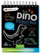 Mein Dino-Kritzkratz-Buch