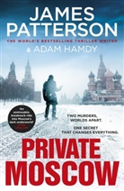 Adam Hamdy, James Patterson - Private Moscow