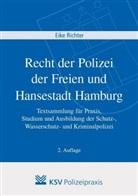 Eike Richter - Recht der Polizei der Freien und Hansestadt Hamburg