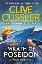 Robin Burcell, Clive Cussler, Cliv Cussler, Clive Cussler - Wrath of Poseidon