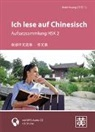 Hefei Huang - Ich lese auf Chinesisch - Aufsatzsammlung HSK 2, m. MP3-CD