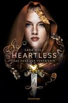 Simone Wiemken, Sara Wolf - Heartless, Band 2: Das Herz der Verräterin