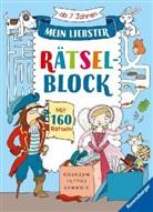 Lisa Regan, Jessika Zollickhofer, Lisa Regan - Mein liebster Rätselblock