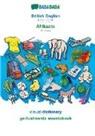Babadada GmbH - BABADADA, British English - Afrikaans, visual dictionary - geillustreerde woordeboek