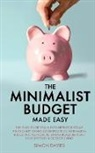 Simon Davies - The Minimalist Budget Made Easy