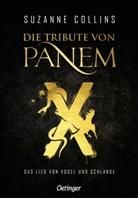 Suzanne Collins - Die Tribute von Panem - Das Lied von Vogel und Schlange