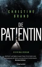Christine Brand - Die Patientin