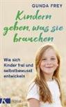 Gunda Frey - Kindern geben, was sie brauchen