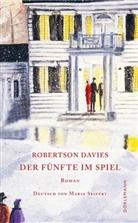 Robertson Davies, Maria Seifert - Der Fünfte im Spiel