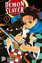 Koyoharu Gotouge - Demon Slayer. Bd.1