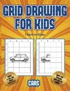 James Manning - Learn to draw (Learn to draw cars): This book teaches kids how to draw cars using grids