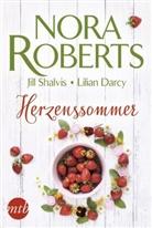 Lilian Darcy, Nor Roberts, Nora Roberts, Jil Shalvis, Jill Shalvis - Herzenssommer
