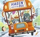 Philip Ardagh, Ben Mantle - Hasen rasen mit dem Bus
