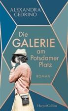 Alexandra Cedrino - Die Galerie am Potsdamer Platz