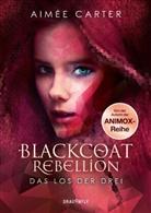 Aimee Carter, Aimée Carter - Blackcoat Rebellion - Das Los der Drei