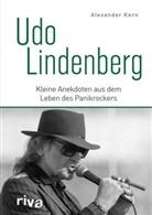 Alexander Kern - Udo Lindenberg