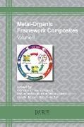 Anish Khan, Mohammed Muzibur Rahman, Francis Verpoort - Metal-Organic Framework Composites - Volume II