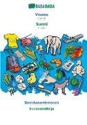 Babadada GmbH - BABADADA, Vlaams - Suomi, Beeldwoordenboek - kuvasanakirja - Flemish - Finnish, visual dictionary