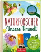 Carolin Hensler - Naturforscher Unsere Umwelt