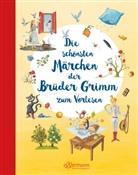 Jacob Grimm, Jacob und Wilhelm Grimm, Wilhelm Grimm, Marc-Alexander Schulze, Marc-Alexander Schulze - Die schönsten Märchen der Brüder Grimm zum Vorlesen