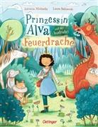 Laura Bednarski, Antonia Michaelis, Laura Bednarski - Prinzessin Alva und der hustende Feuerdrache