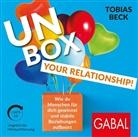 Tobias Beck, Hermann Scherer, Tobias Beck, Simon Roden - Unbox your Relationship!, 1 Audio-CD, MP3 (Hörbuch)