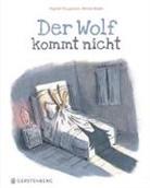 Ronan Badel, Myriam Ouyessad, Ronan Badel, Ina Kronenberger - Der Wolf kommt nicht