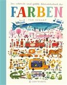 Tom Schamp, Birgit Erdmann - Das schönste und größte Bildwörterbuch der Farben