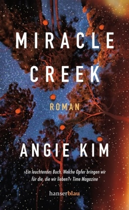 Angie Kim - Miracle Creek - Roman