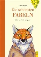 Käthe Recheis, Käthe (Prof.) Recheis, Monika Laimgruber - Die schönsten Fabeln