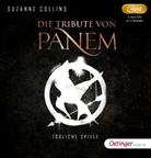 Suzanne Collins, Markus Langer, Maria Koschny, Sylke Hachmeister, Peter Klöss - Die Tribute von Panem 1. Tödliche Spiele, 2 Audio-CD, MP3 (Hörbuch)