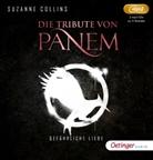 Suzanne Collins, Markus Langer, Maria Koschny, Sylke Hachmeister, Peter Klöss - Die Tribute von Panem 2. Gefährliche Liebe, 2 Audio-CD, MP3 (Hörbuch)
