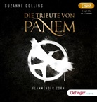 Suzanne Collins, Markus Langer, Maria Koschny, Sylke Hachmeister, Peter Klöss - Die Tribute von Panem 3. Flammender Zorn, 2 Audio-CD, MP3 (Hörbuch)