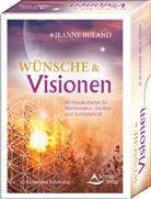Jeanne Ruland - Wünsche & Visionen, Meditationskarten