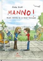 Anke Kuhl - Manno!