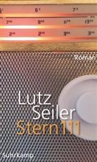 Lutz Seiler - Stern 111