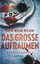 David Whish-Wilson, Thoma Wörtche, Thomas Wörtche - Das große Aufräumen