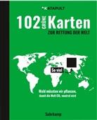 KATAPUL, Katapult - 102 grüne Karten zur Rettung der Welt