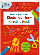 Hartmut Bieber - Mein superdickes Kindergarten-Kreativbuch