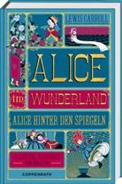 Lewis Carroll, MinaLima Design - Alice im Wunderland