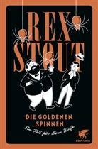 Rex Stout - Die goldenen Spinnen
